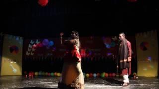 BYPS Boisakh 1424, Sabina vabi and Bosir vai dance