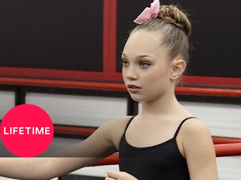 Dance Moms Home School Gives Maddie a Leg Up S4 E5 Lifetime