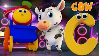 Phonics Letter C | Alphabets Videos | ABC Rhymes | Kindergarten songs | learning street with Bob