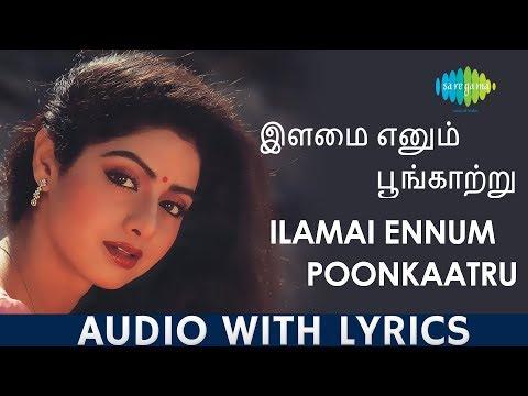 Xxx Mp4 Ilamai Enum Poongatru Lyric Video Sridevi Ilaiyaraaja Kannadasan Tamil Original HD Song 3gp Sex