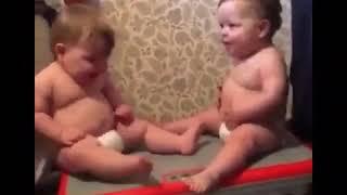 Komik bebek videosu