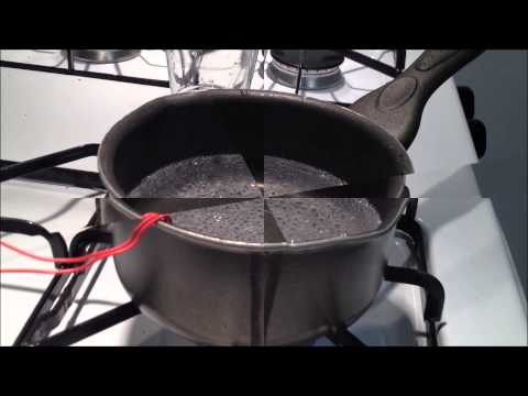 Boiling Water Alarm