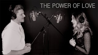 THE POWER OF LOVE - CÉLINE DION (P.O & Marina cover)