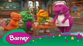 Barney - Cooking for Friends