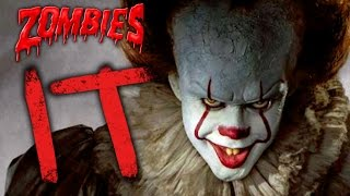 Stephen King's IT Custom Zombies (Call of Duty Black Ops 3 Zombies)