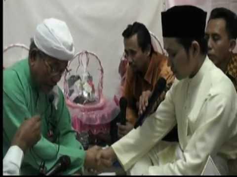 Pernikahan Mustaqim dengan Kartika Sari di Brunei Darussalam