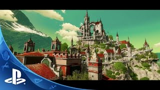 "The Witcher 3: Wild Hunt -- Blood and Wine ""New Region"" Trailer 