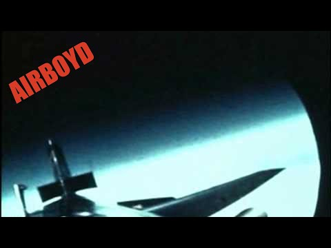 X-15 Hypersonic Research At The Edge Of Space
