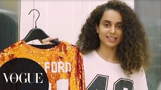 Inside the Wardrobe of Kangana Ranaut | Vogue All Access Series | VOGUE India