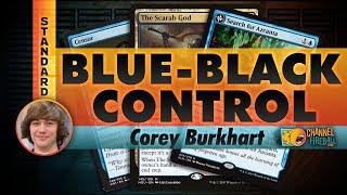 Channel Corey - Standard U/B Control (Deck Tech & Matches)