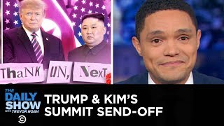 Trump and Kim Jong-un Fail to Strike a Nuclear Deal   The Daily Show