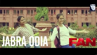 JABRA ODIA DANCE VERSION | SRK UNIVERSE | FAN | 2016