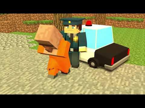 Minecraft en zorlu hapishaneden kaçış (türkçe)
