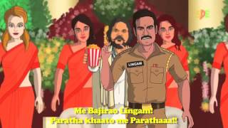 Singham returns spoof shudh desi ending HD