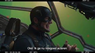 Captain America: Civil War | Bloopers | Marvel NL