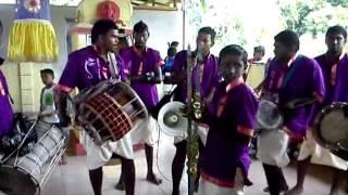 Sarva Sakthi at Nagamuthu Mariamman temple  Aathadi Mariamma
