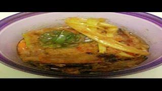 Resep Pesmol Ikan Tongkol Cue