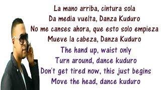 Danza Kuduro - Don Omar ft Lucenzo Lyrics English and Spanish & Portuguese - Translation & Meaning
