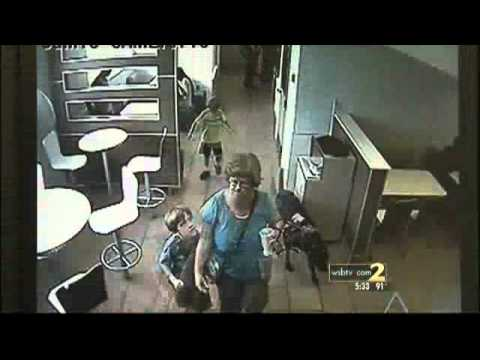 McDonald's Manager Assaults White Woman & Her Autistic Sons!