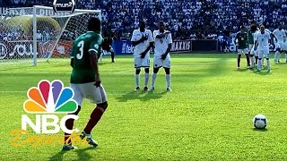 Honduras 2-2 México - Eliminatorias CONCACAF | Deportes Telemundo | NBC Deportes