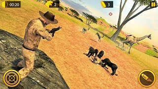 Panther Safari Hunting Simulator 4x4 (by Tech 3D Games Studios) Android Gameplay [HD]