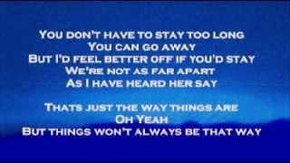 Blue - The Way Things Are ( + lyrics 1973)