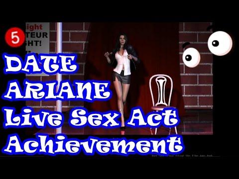 Xxx Mp4 Date Ariane 05 Let S Play Ariane S Live Sex Act Achievement 💚 3gp Sex