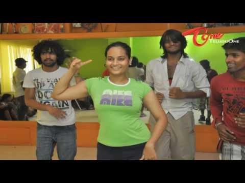 Actress Suja Dance Practice Video