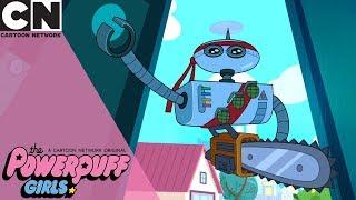 The Powerpuff Girls | Schedule Bot to the Rescue | Cartoon Network