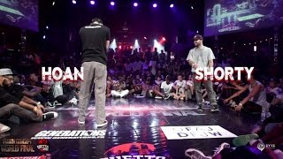 Hoan VS Shorty | step 2 Pool 4 | Fusion concept 2016