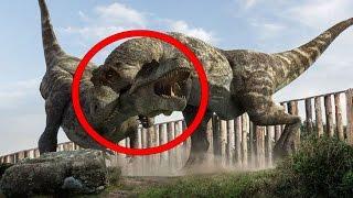 12 حقيقة غريبة ومذهلة عن الديناصورات..!