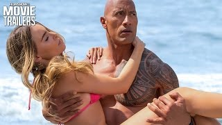 New Baywatch Trailer is Here to Rescue You