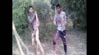 Hamqadam - Shrey Singhal-Only Fanny video