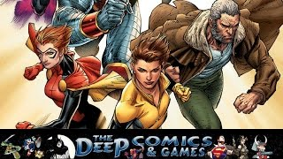 New Comic Book Day 4/5/17 The DeeP Comics and Games