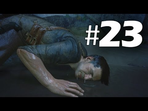 Uncharted 4 A Thief's End Part 23 - Chapter 13 - Gameplay Walkthrough PS4