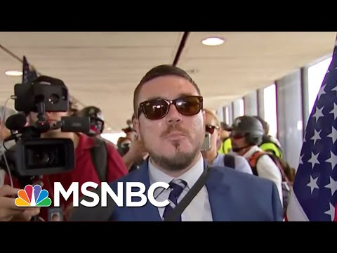 Xxx Mp4 Counterprotesters Overpower DC White Nationalist Rally Kasie DC MSNBC 3gp Sex