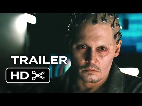 Xxx Mp4 Transcendence Official Trailer 1 2014 Johnny Depp Sci Fi Movie HD 3gp Sex