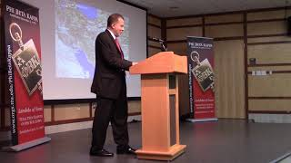 """Jamsheed Choksy - """"State and Faith in Iran: Recent History as a Key to Understanding the Present"""""""