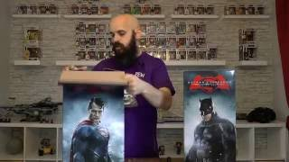 Batman v Superman: Dawn of Justice Ultimate Collector's Edition Unboxing