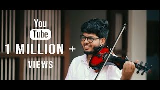 Othayadi Pathayila   Aromal Sreenivasan   Violin Covers  