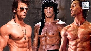 Hrithik Roshan REPLACED By Tiger Shroff In Rambo Remake | LehrenTV