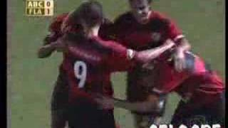 ABC-RN 0 x 1 Flamengo - Copa do Brasil 2006