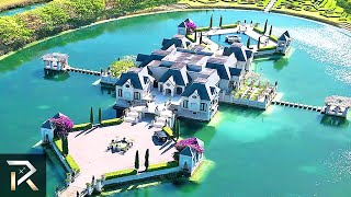 10 Most INSANE Celebrity Vacation Homes (Jay-Z, Ellen, Taylor Swift)