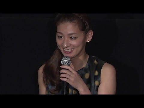 """尾野真千子、ドラマで""""本当""""のスッピン姿を披露!監督も「計算外にキレイ」と絶賛!ドラマ「フジコ」完成披露試写会1 #Machiko Ono #event"""