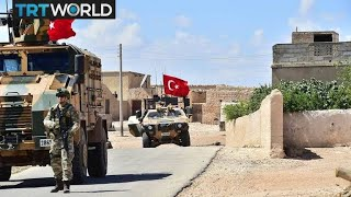 What can be achieved by the US-Turkey joint patrols near Manbij?
