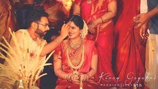 Happily bonded - Kiran and Gayathri