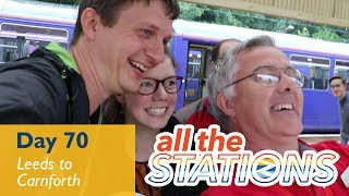 Have We Got Time For A Selfie? - Episode 39, Day 70 - Leeds to Carnforth