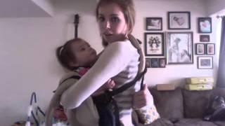 Hip Carry with Lillebaby