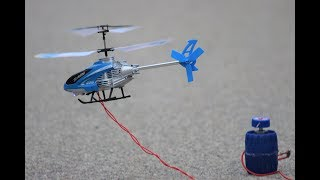 How To Make a Helicopter That Can Fly From generator
