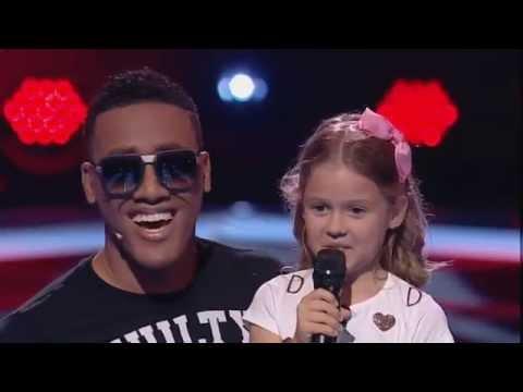 Filipa Ferreira Chamar a Música The Voice Kids